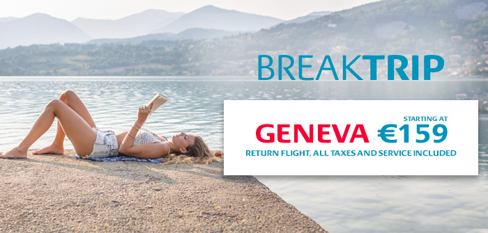 Geneva, 3 times per day with optimized business schedule