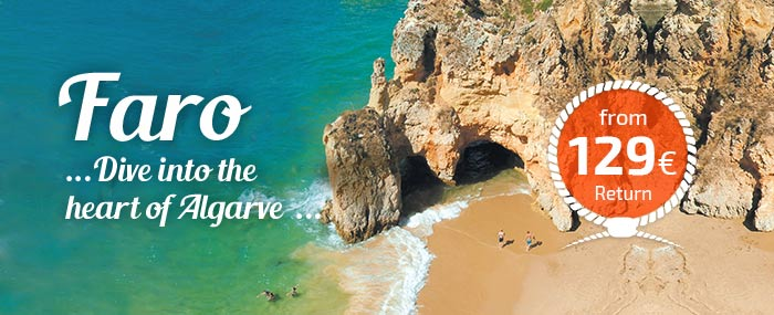 Faro, the ideal starting point to discover Algarve