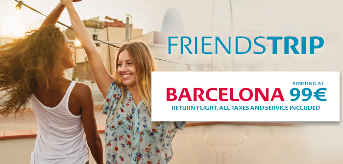 Barcelona, the ideal starting point to discover Algarve
