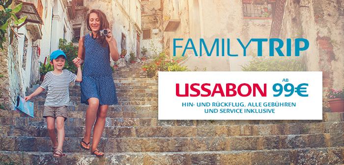 Lissabon - Montag bis Freitag ab 129€*