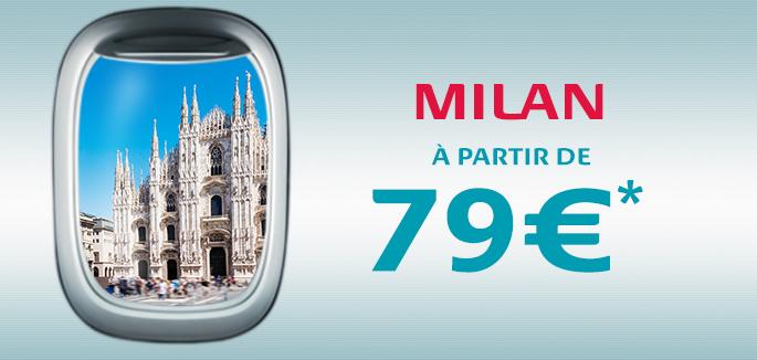 Milan tout confort, ¡Vamos!